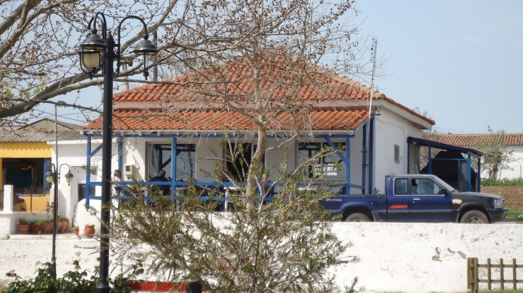 Κεντρικό καφενείο