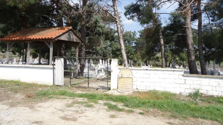 χριστιανικό νεκροταφείο
