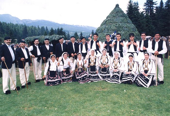 οι Σαρακατσάνοι της περιοχής μας
