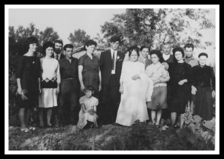 γάμος Αθ. Μανωλακάκη