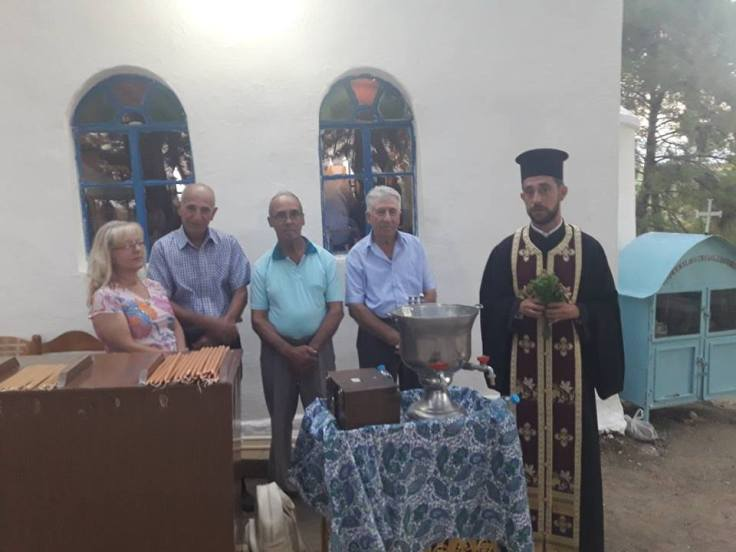 επίτροποι εκκλησίας