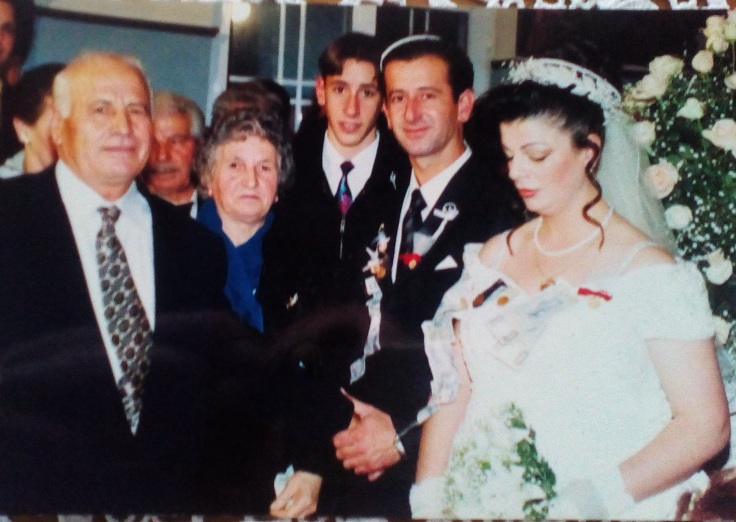 γάμος Μάκη