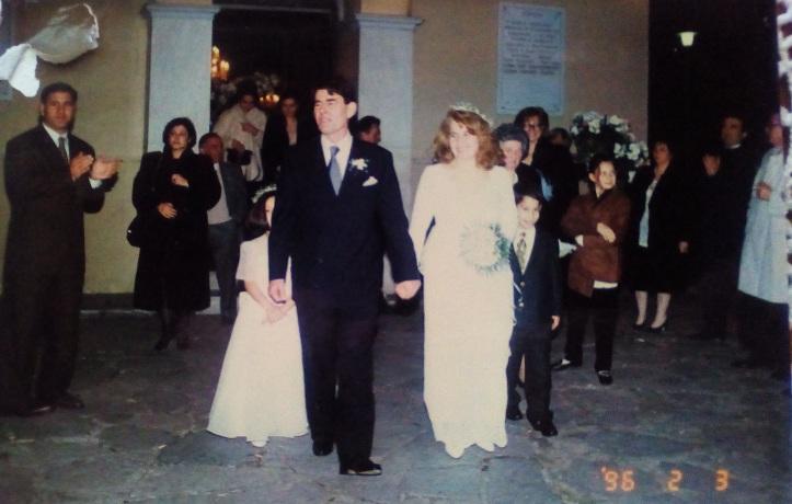 γάμος ΠαΣΧΑΛΙΏς